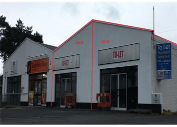Thumbnail Commercial property to let in 1A & 1B, Castlefields, Dungannon