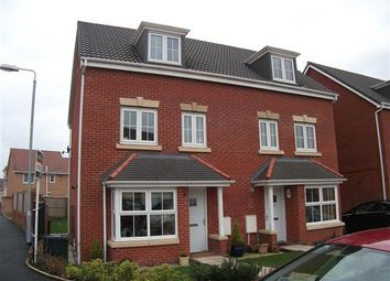 Thumbnail 4 bed semi-detached house to rent in Hazel Pear Close, Horwich, Bolton