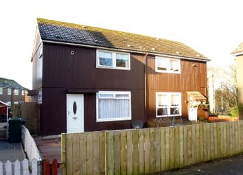 Thumbnail 2 bed semi-detached house for sale in 39, Eden Drive, Rothesay, Isle Of Bute