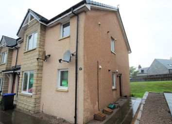 Thumbnail 2 bed flat for sale in Otter Avenue, Inverurie