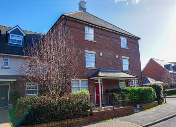 Thumbnail 4 bed town house for sale in Bernardines Way, Buckingham