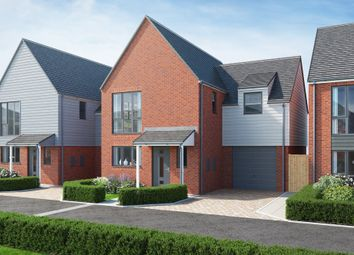 Thumbnail 4 bed link-detached house for sale in Dittons Road, Polegate