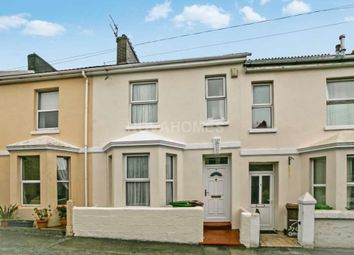 Thumbnail 3 bed terraced house for sale in Sycamore Avenue, Cattedown