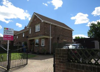 Thumbnail 4 bed semi-detached house for sale in Talbot Road, Bircotes, Doncaster