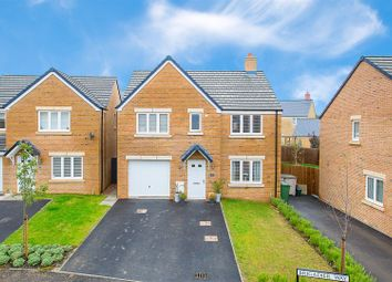Thumbnail 5 bed detached house for sale in Brigadier Way, Weldon
