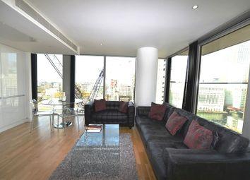 Thumbnail 2 bed flat to rent in Landmark Easttower, 22 Marsh Wall, London