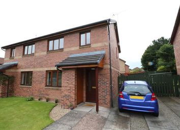 Thumbnail 3 bed semi-detached house for sale in Maple Grove, Stanwix, Carlisle, Cumbria