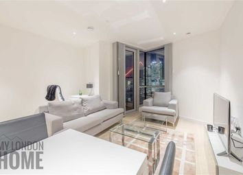Thumbnail 1 bedroom property for sale in Charrington Tower, Canary Wharf, London