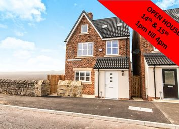 Thumbnail 4 bed detached house for sale in Thill Stone Mews, Mill Lane, Whitburn, Sunderland
