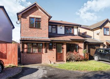 Thumbnail 3 bed detached house for sale in Beardsley Road, Quorn