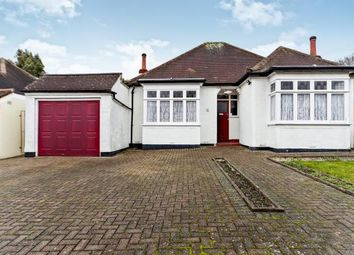 Thumbnail 3 bedroom bungalow for sale in Cheston Avenue, Shirley, Croydon, Surrey