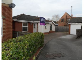 Thumbnail 3 bed detached bungalow for sale in The Poplars, Brandesburton