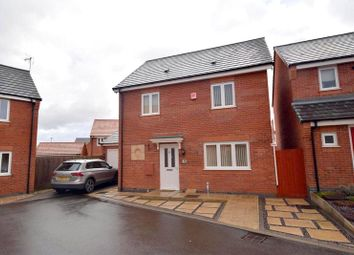 Thumbnail 3 bed detached house for sale in Aitken Way, Loughborough, Leicestershire