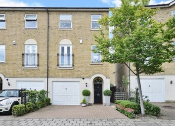 Thumbnail 4 bed town house for sale in Williams Grove, St James Place, Surbiton