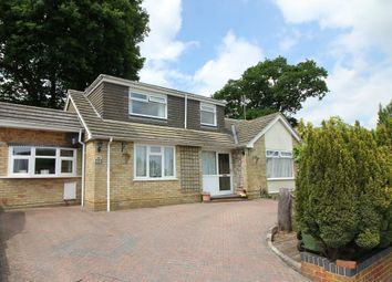 Thumbnail 4 bed detached bungalow for sale in Saxon Gardens, Hedge End, Southampton