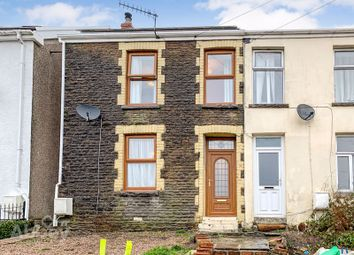 Thumbnail 3 bed terraced house for sale in Ormes Road, Skewen, Neath