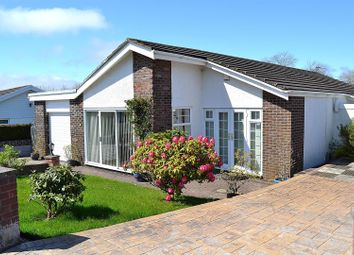 Thumbnail 3 bed detached bungalow for sale in Ffordd Bryngwyn, Gorseinon, Swansea