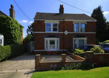 Thumbnail 3 bed semi-detached house for sale in Butts Road, Chiseldon, Wiltshire