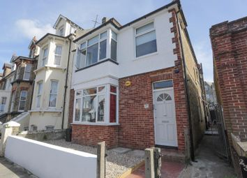 Thumbnail 3 bed maisonette for sale in St. Pauls Road, Cliftonville, Margate