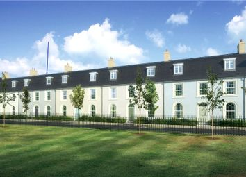 Thumbnail 4 bed terraced house for sale in Hayward Square, Poundbury, Dorchester