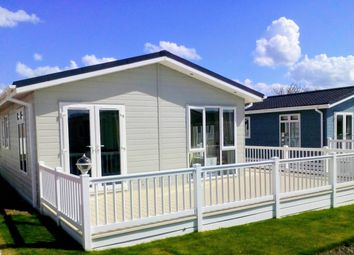 Thumbnail 2 bed mobile/park home for sale in Paston Road, Mundesley, Norwich