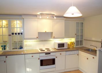 Thumbnail 1 bedroom flat to rent in Surrey Court, Church Road, Leatherhead
