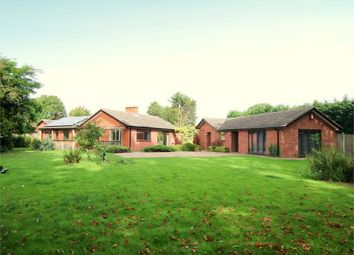 Thumbnail 4 bed detached bungalow for sale in Wilkinson Close, Eaton Socon, St. Neots