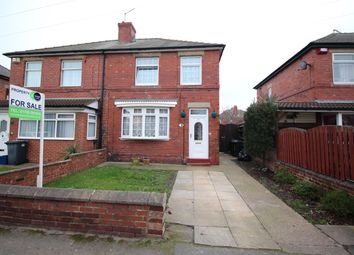 Thumbnail 3 bed semi-detached house for sale in Wheatley Road, Kilnhurst, Mexborough