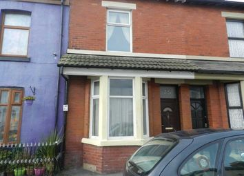 Thumbnail 2 bed terraced house to rent in Preston Street, Fleetwood
