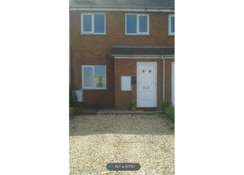 Thumbnail 2 bed terraced house to rent in Cae Glas, Coedpoeth