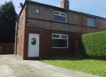 Thumbnail 2 bedroom property to rent in Ruskin Grove, Bredbury, Stockport