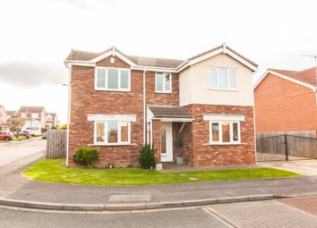 Thumbnail 4 bed detached house for sale in Applewood Close, Hartlepool