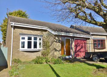 Thumbnail 3 bedroom detached bungalow for sale in Stonepit Drive, Cottingham, Market Harborough