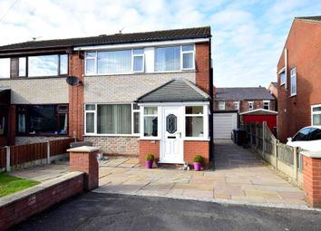 Thumbnail 3 bed semi-detached house for sale in Kirby Drive, Freckleton, Preston
