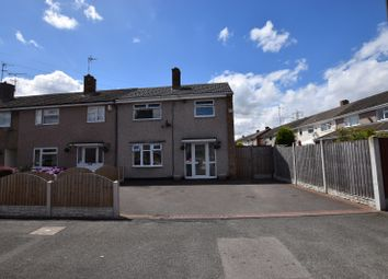 Thumbnail 3 bed end terrace house for sale in Keenan Drive, Bedworth