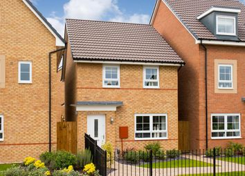 "Thumbnail 3 bed detached house for sale in ""Maidstone"" at Tournament Court, Edgehill Drive, Chase Meadow Square, Warwick"