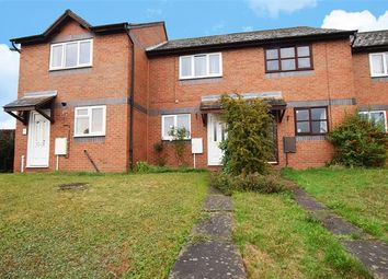 Thumbnail 2 bed terraced house for sale in Byfield Rise, Worcester, Worcestershire