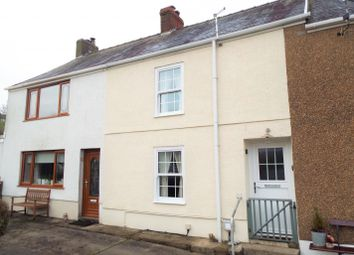 Thumbnail 2 bed terraced house for sale in 4 Rose Cottages, Marsh Road, Wernffrwd, Swansea