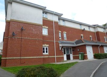 Thumbnail 2 bedroom flat to rent in Mirabella Close, Southampton