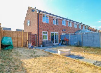 Thumbnail 3 bed end terrace house for sale in Tarpan Way, Broxbourne