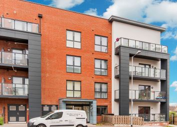 Thumbnail 2 bed flat for sale in Hazelnut Court, Harold Wood