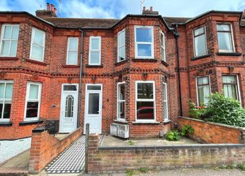 Thumbnail 3 bed terraced house for sale in Lowestoft Road, Gorleston, Great Yarmouth