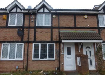 Thumbnail 2 bedroom terraced house for sale in Swan Mead, Luton