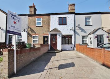 Thumbnail 2 bed terraced house for sale in Hawley Road, Dartford