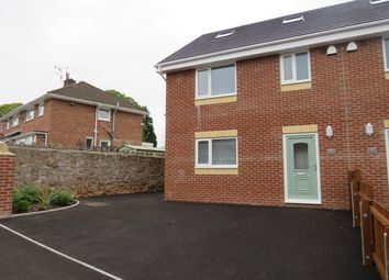 Thumbnail 4 bed property to rent in Fern Place, Fairwater, Cardiff