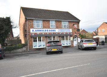 Thumbnail Retail premises for sale in Main Road, Long Bennington