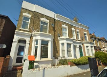 Thumbnail 4 bed end terrace house to rent in Vicarage Road, London