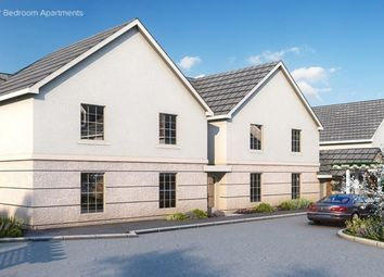 Thumbnail 2 bed flat for sale in Rowans Horn Lane, Plymouth