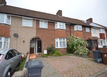 Thumbnail 3 bed terraced house to rent in Stevens Road, Dagenham, Essex