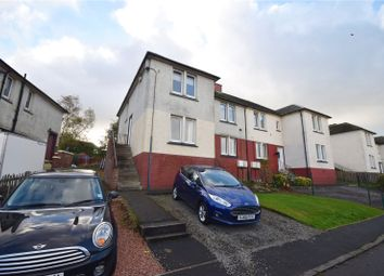 Thumbnail 3 bed flat for sale in Prospect Drive, Ashgill, Larkhall, South Lanarkshire